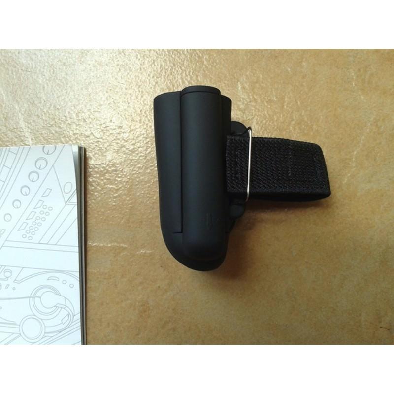 Эргономичная беспроводная мышь-кольцо Ring – оптическая, 1600 dpi, 3 клавиши 193136