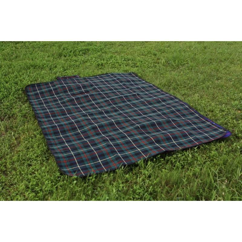 Кашемировый коврик/плед/одеяло для пикника – водонепроницаемая подкладка, 150 х 200 см, 3 цвета 193203