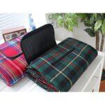 12341 thickbox default - Кашемировый коврик/плед/одеяло для пикника - водонепроницаемая подкладка, 150 х 200 см, 3 цвета