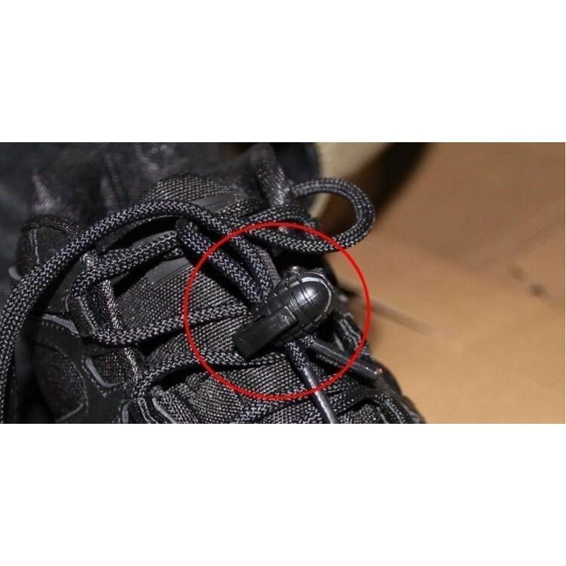 Пряжка-зажим для шнурков Bomb – крепкий пластик, надежная фиксация 193250
