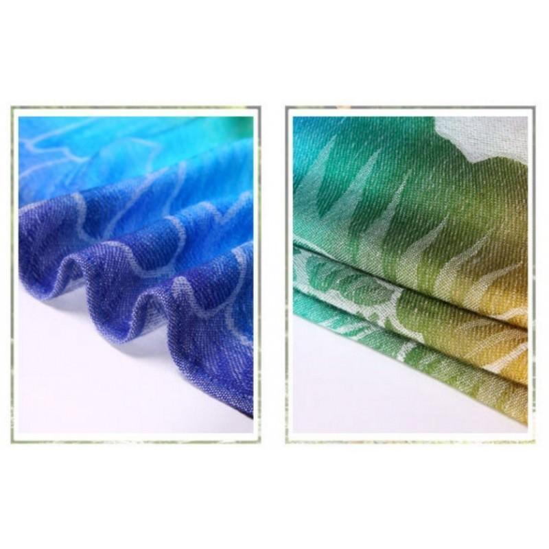 Яркий шарф-палантин Trefille SunDay: 185 х 70 см, 6 расцветок 193239
