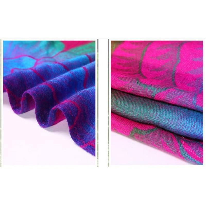 Яркий шарф-палантин Trefille SunDay: 185 х 70 см, 6 расцветок 193241