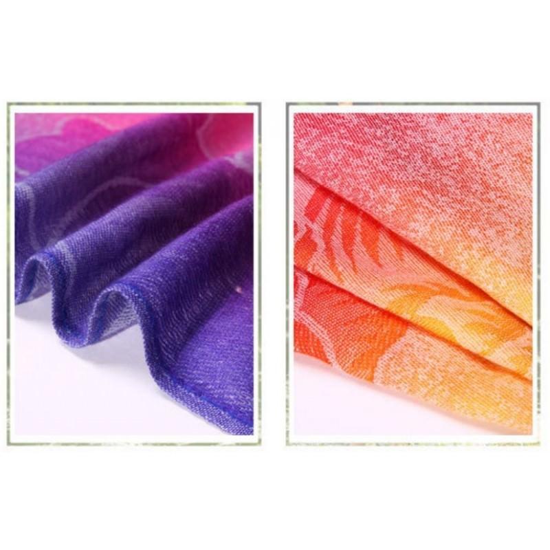 Яркий шарф-палантин Trefille SunDay: 185 х 70 см, 6 расцветок 193245