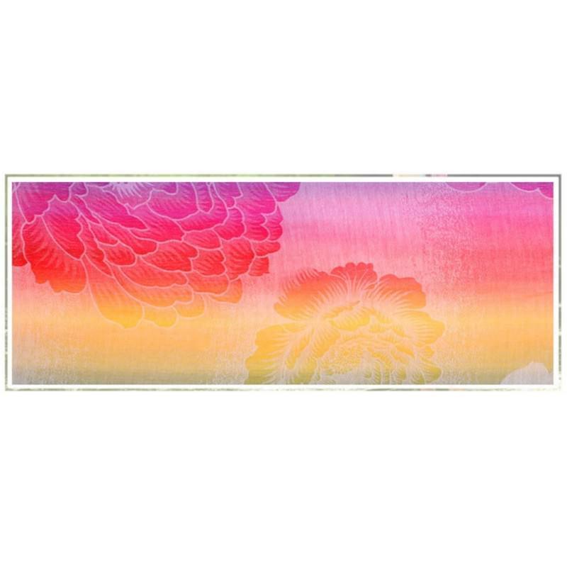 Яркий шарф-палантин Trefille SunDay: 185 х 70 см, 6 расцветок 193246