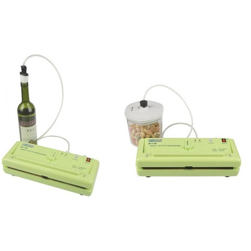 Вакуумный упаковщик Shineye DZ-280/2SE для дома и бизнеса: упаковка сухих, сыпучих продуктов и жидкостей 193256