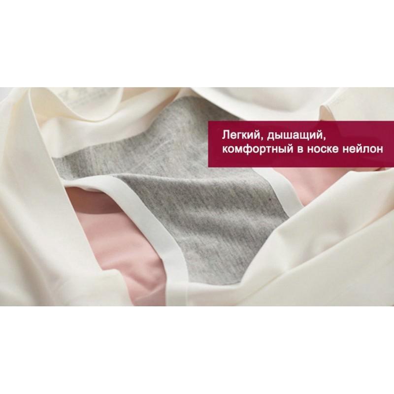 12545 - Женские бесшовные трусики Kiska & Co - с 3D-эффектом (принт: Wild)