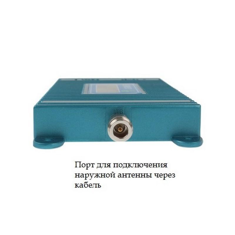 Усилитель сигнала сотовой связи Booster150 – GSM 900, 55 дБ, зона покрытия 150 квадратных метров 193390