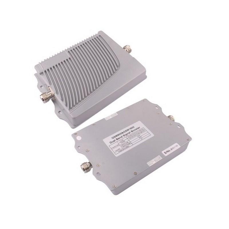 Усилитель сотового сигнала BigBooster – GSM 900, GSM 1800, КУ 50/45, до 800 квадратных метров покрытия 193398