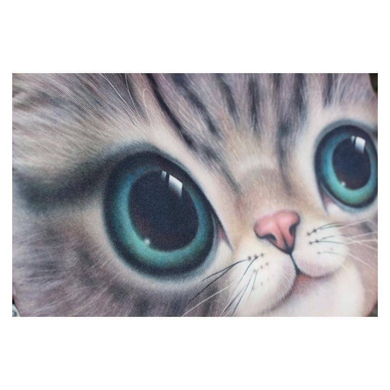 Эпатажные сумки-игрушки MiMi Animals с 3D-принтом Cats 193415