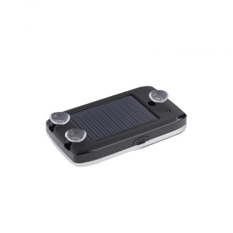 1305 - Автомобильный комплект для громкой связи на 2 телефона с солнечной панелью T-1903 –,присоски и зарядное устройство