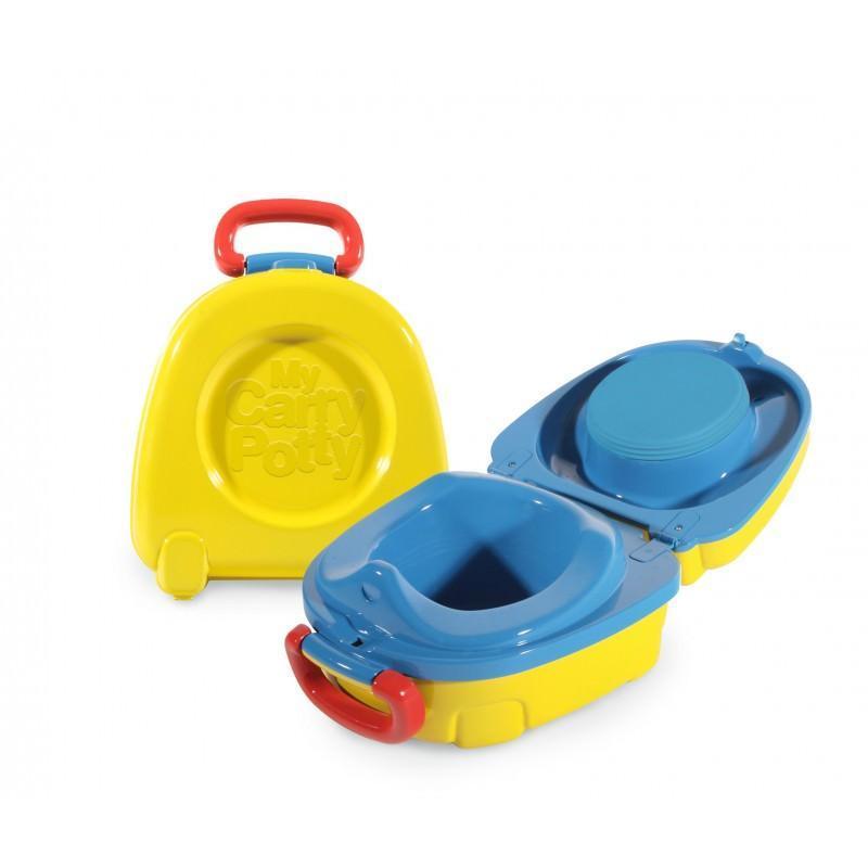13150 - Портативный дорожный горшок My Carry Potty Becute