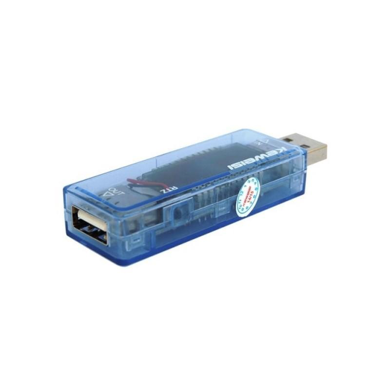USB-тестер Keweisi для определения емкости батареи – 0-99999 мАч, измерение входного тока, напряжения, времени полной зарядки 193881