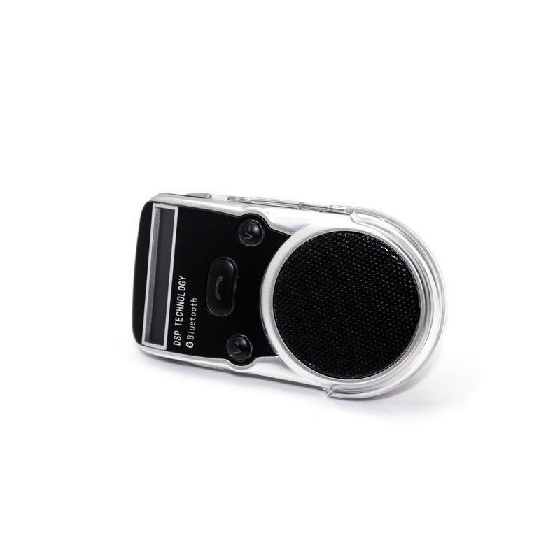 Автомобильный комплект громкой связи Bluetooth Car Kit с LCD-дисплеем и солнечной батареей 184353