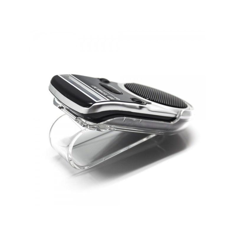 Автомобильный комплект громкой связи Bluetooth Car Kit с LCD-дисплеем и солнечной батареей 184354