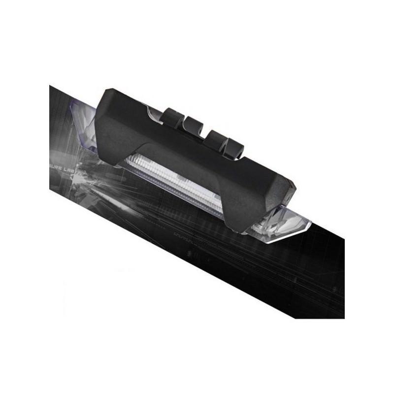 13277 - Светодиодный USB-фонарь для велосипеда Rapid X15 - 15 лм, до 12 часов работы, зарядка через USB, 4 режима