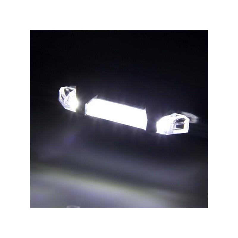 13278 - Светодиодный USB-фонарь для велосипеда Rapid X15 - 15 лм, до 12 часов работы, зарядка через USB, 4 режима
