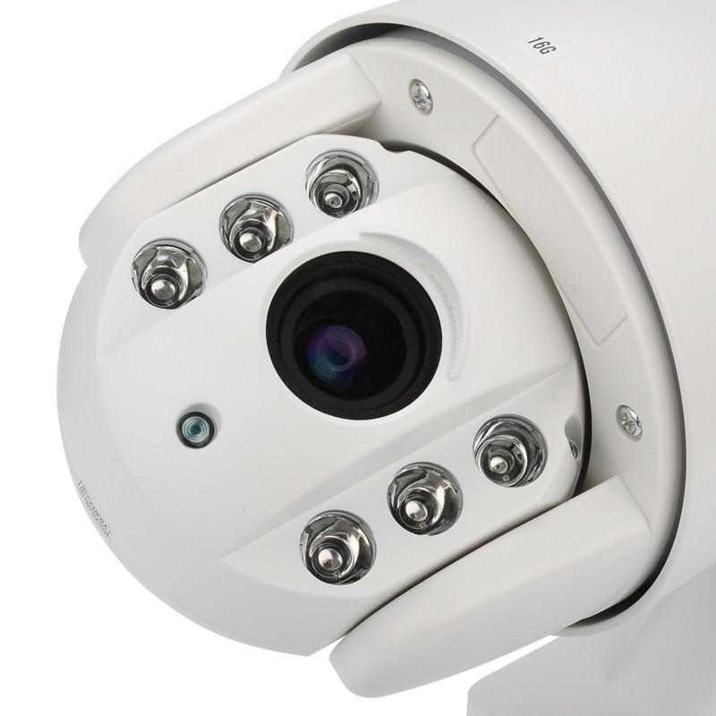 Универсальная IP-камера S.V.A 5X-I507: HD 1080P, PTZ, 5 x зум, ночное видение 20м, 1/2.7-дюйма Sony CMOS, погодоустойчивая 194000