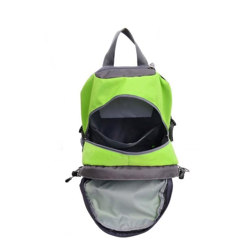 Комплект: Спортивный водонепроницаемый рюкзак SportM301 + Солнечное зарядное Allpowers X-DRAGON 20Вт для телефонов и планшетов 194336