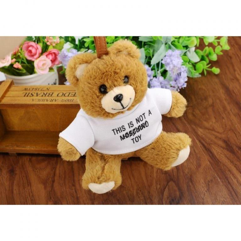 1377 - Медведь с USB-зарядкой в ****е (power-bank 5200 мАч, 500 циклов заряда)
