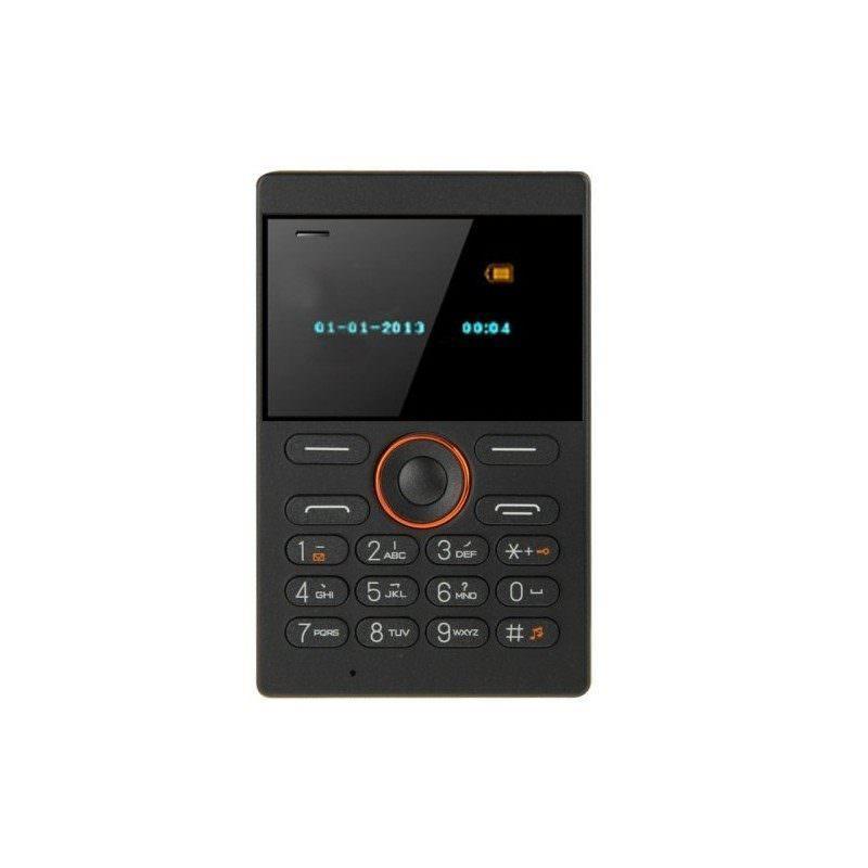 Кардфон iFcane Е1 – 1 SIM-карта, толщина 5,8 мм, поддержка Bluetooth, поддержка карт Micro SD