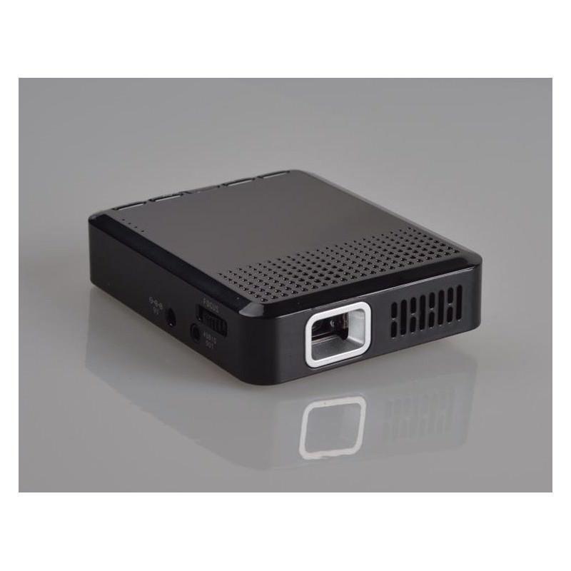 Мультимедийный DLP-микропроектор HD LED H2000 – 50 люмен, 1000: 1, HDMI