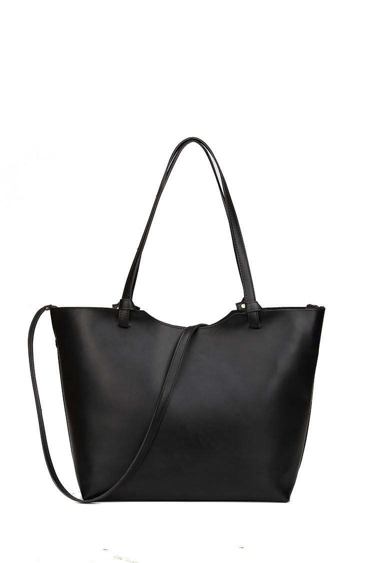 Большая классическая женская сумка O`Honor Milady 2 в 1 c сумочкой ... 9e626426dd7c7