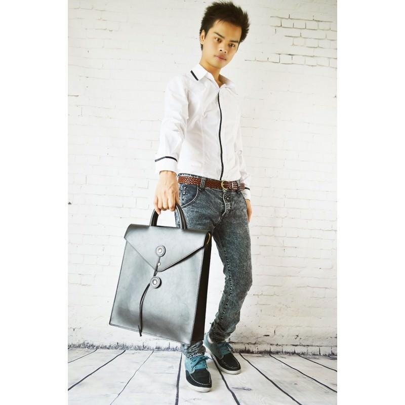 Мужская сумка-рюкзак в ретро стиле O`Honor Letter 195005