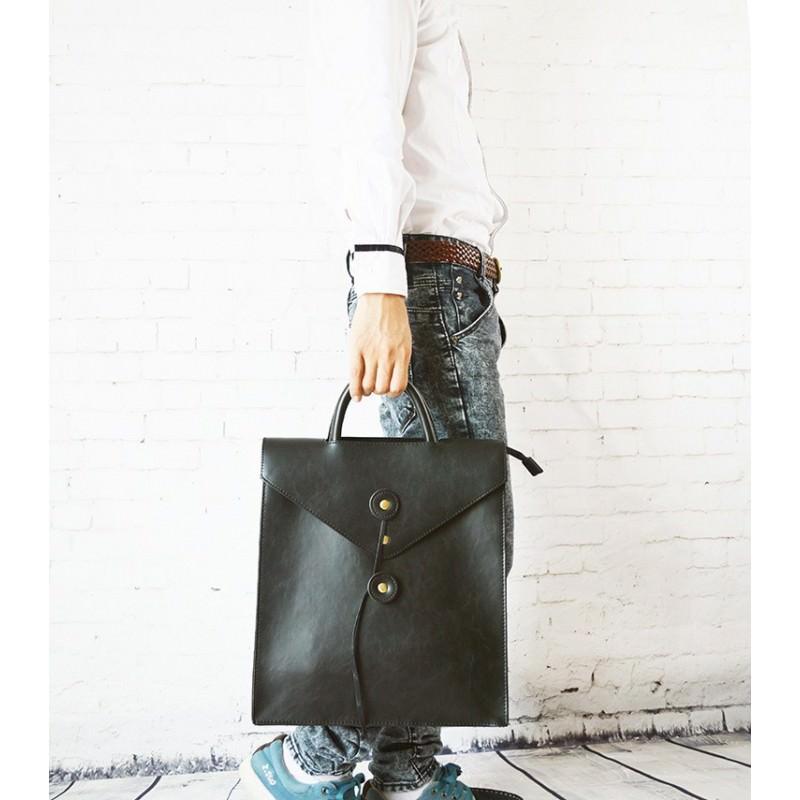 Мужская сумка-рюкзак в ретро стиле O`Honor Letter 195012