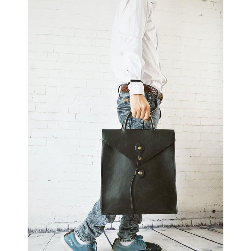 Мужская сумка-рюкзак в ретро стиле O`Honor Letter 195013