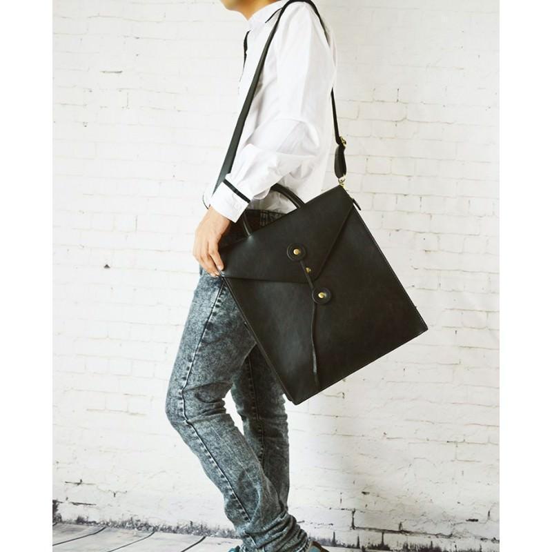 Мужская сумка-рюкзак в ретро стиле O`Honor Letter 195015