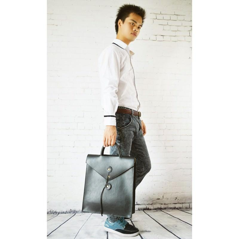 Мужская сумка-рюкзак в ретро стиле O`Honor Letter 195016