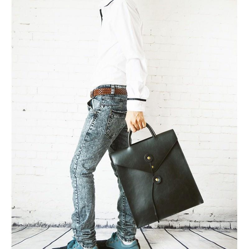 Мужская сумка-рюкзак в ретро стиле O`Honor Letter 195017