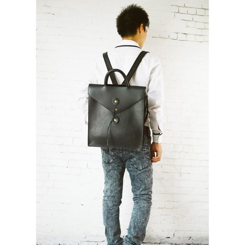 Мужская сумка-рюкзак в ретро стиле O`Honor Letter 195018