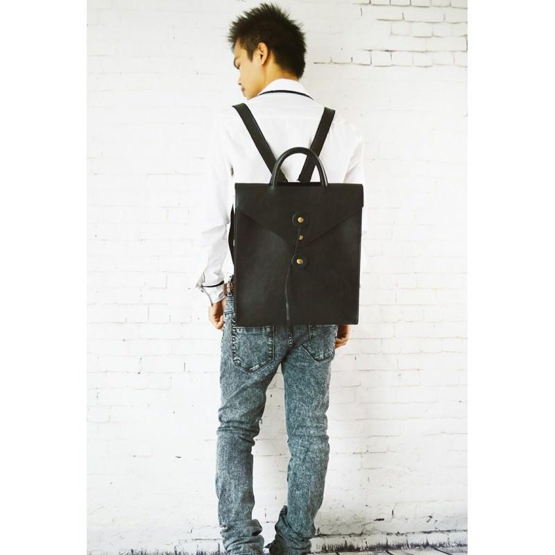 Мужская сумка-рюкзак в ретро стиле O`Honor Letter 195019