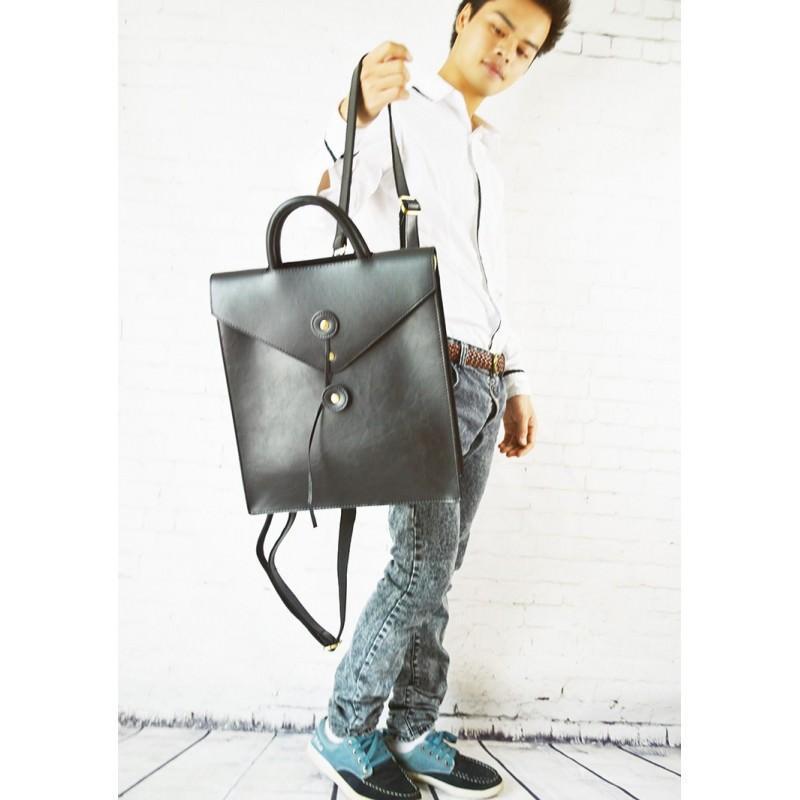 Мужская сумка-рюкзак в ретро стиле O`Honor Letter 195020