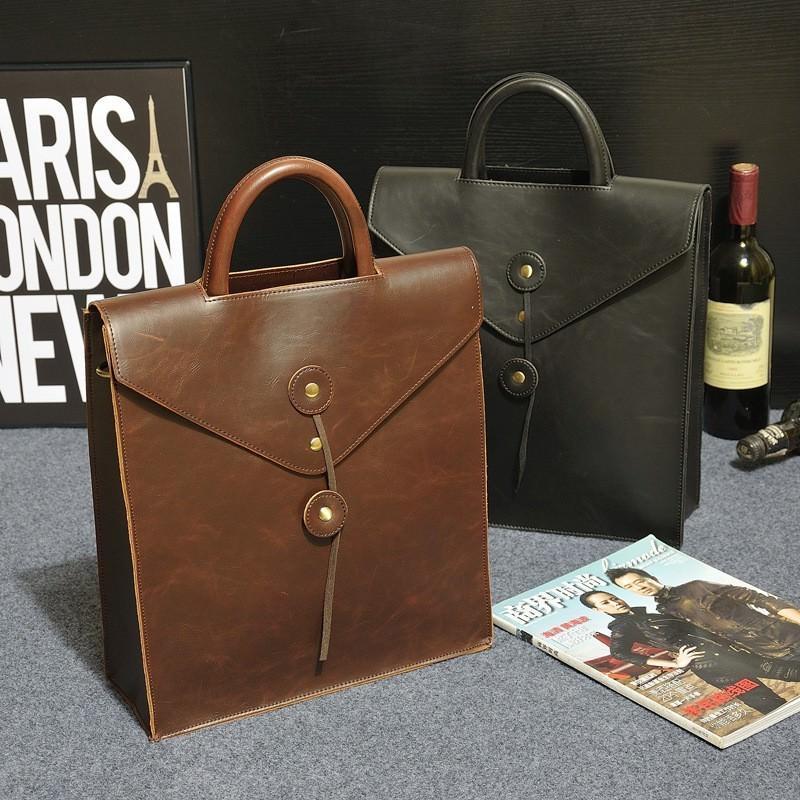 Мужская сумка-рюкзак в ретро стиле O`Honor Letter 195035