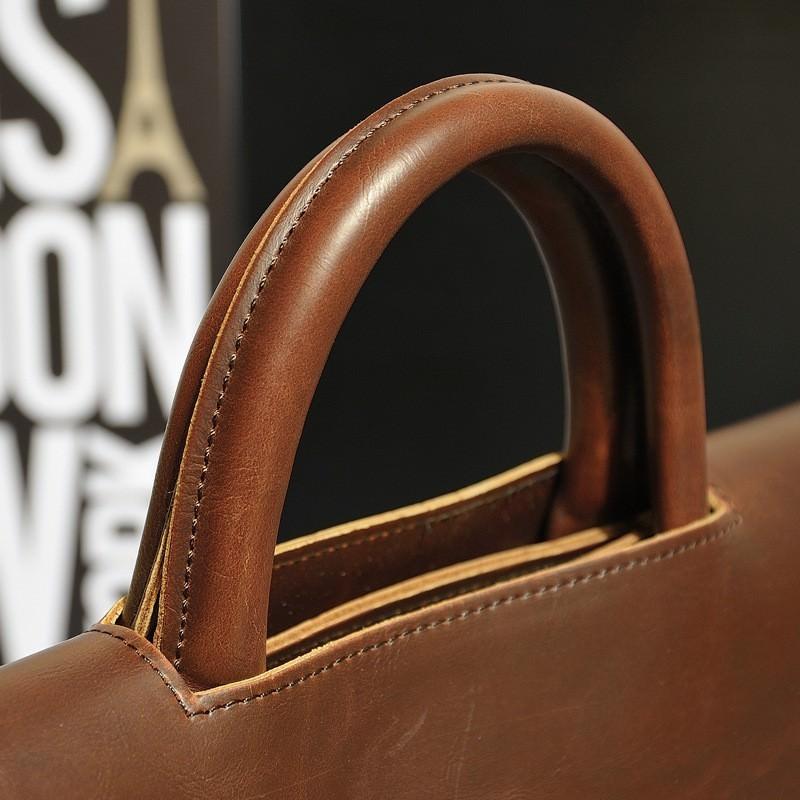 Мужская сумка-рюкзак в ретро стиле O`Honor Letter 195039