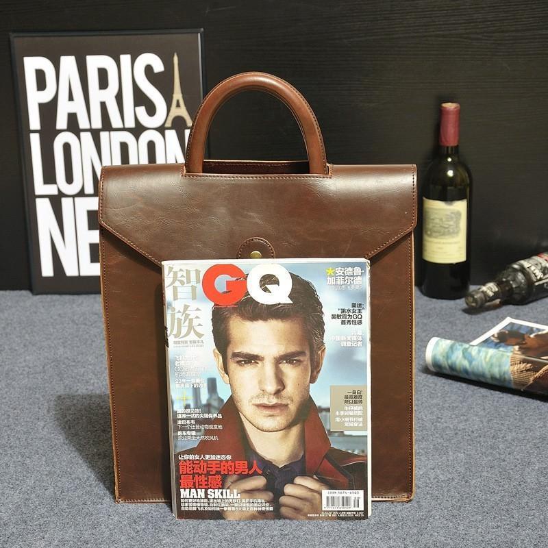 Мужская сумка-рюкзак в ретро стиле O`Honor Letter 195040