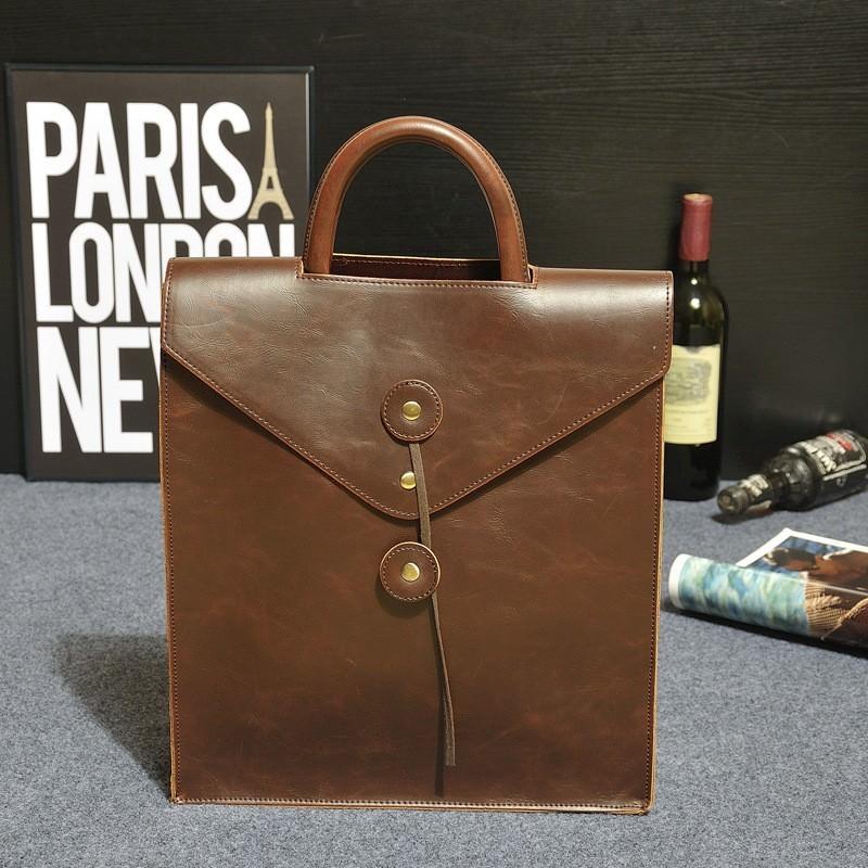 Мужская сумка-рюкзак в ретро стиле O`Honor Letter 195042