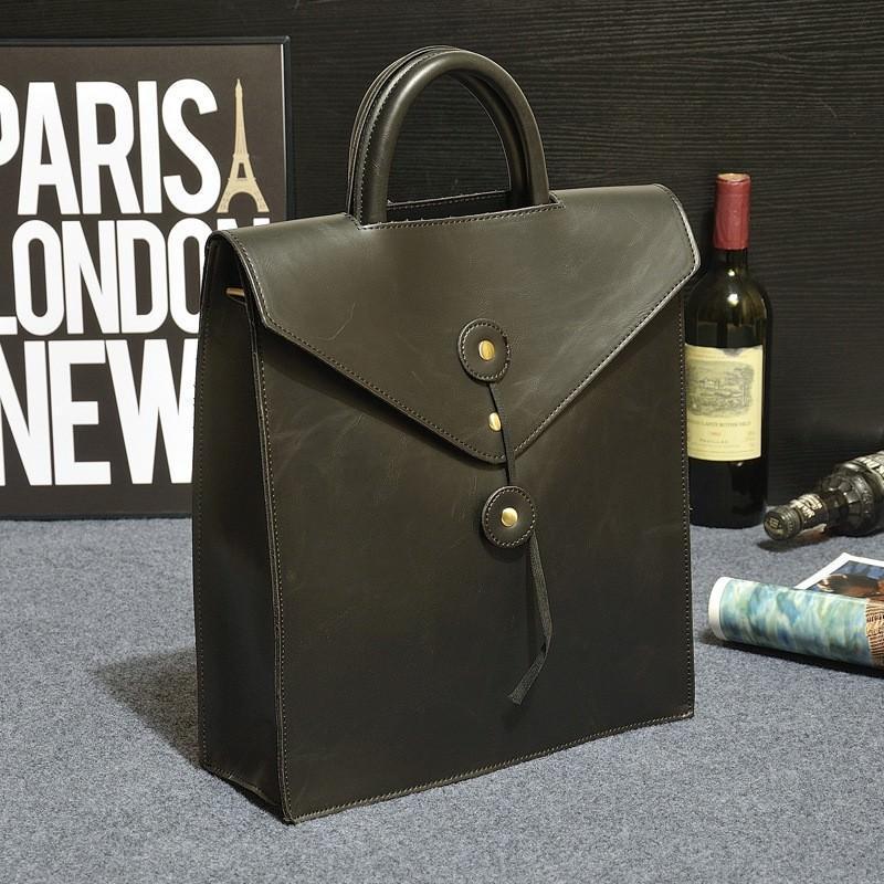 Мужская сумка-рюкзак в ретро стиле O`Honor Letter 195046