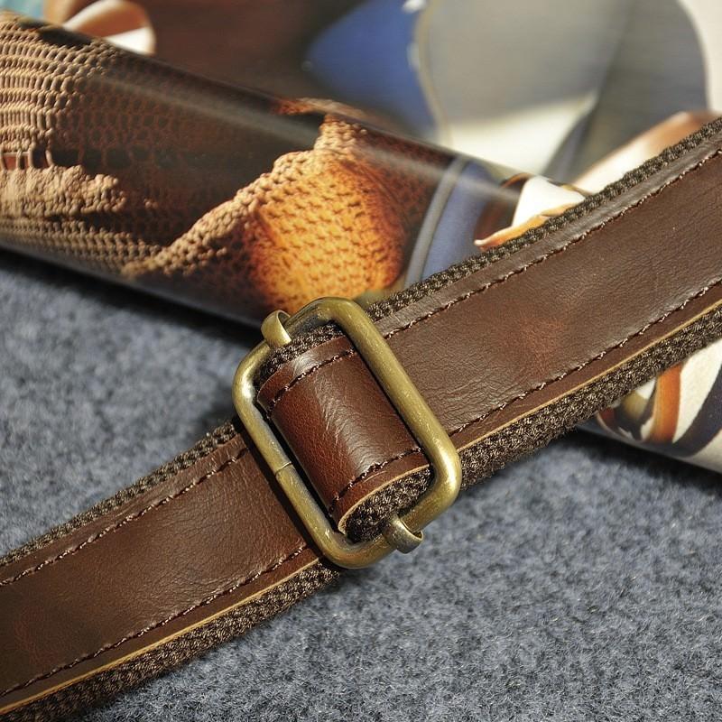 Мужская сумка-рюкзак в ретро стиле O`Honor Letter 195047