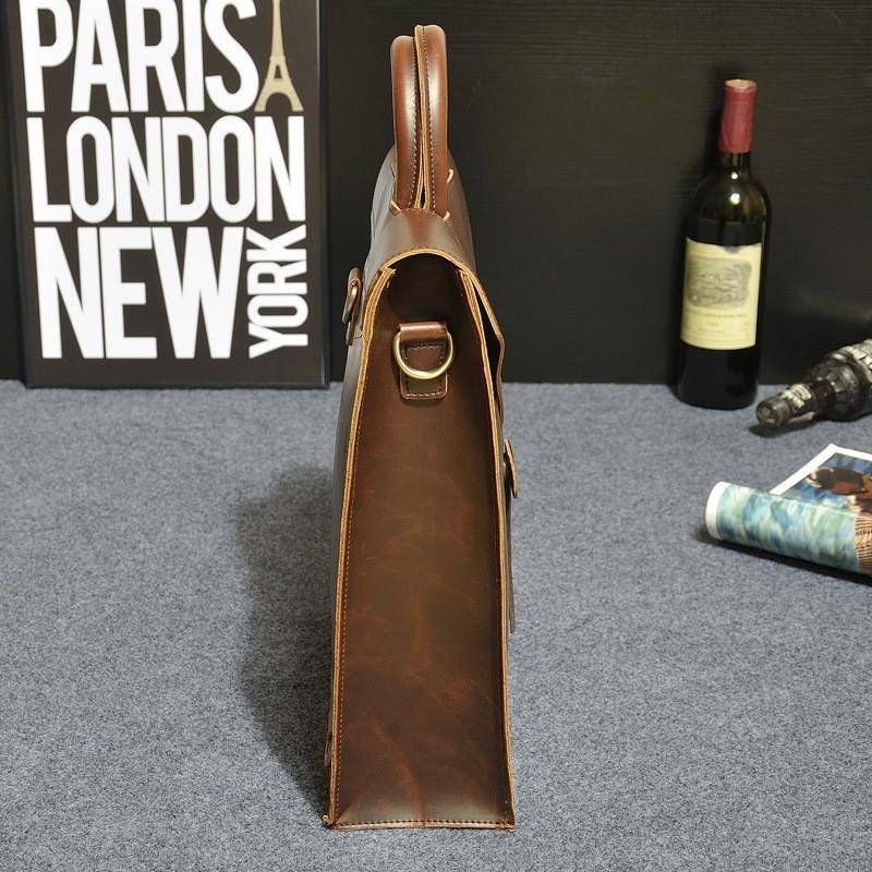 Мужская сумка-рюкзак в ретро стиле O`Honor Letter 195048