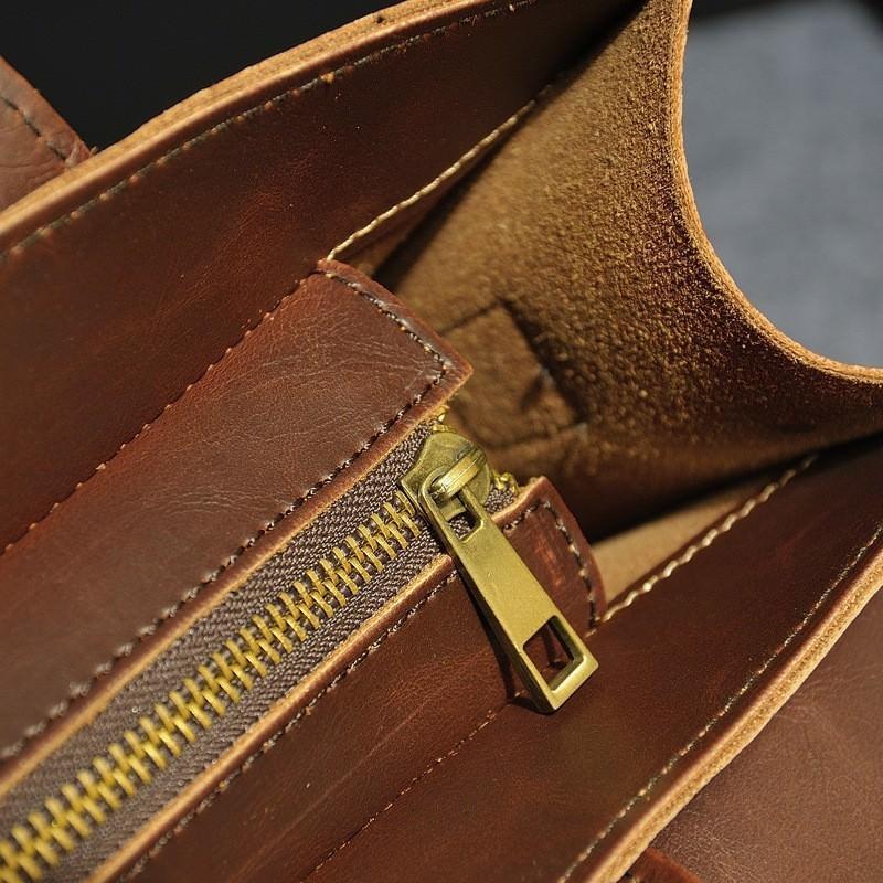 Мужская сумка-рюкзак в ретро стиле O`Honor Letter 195052