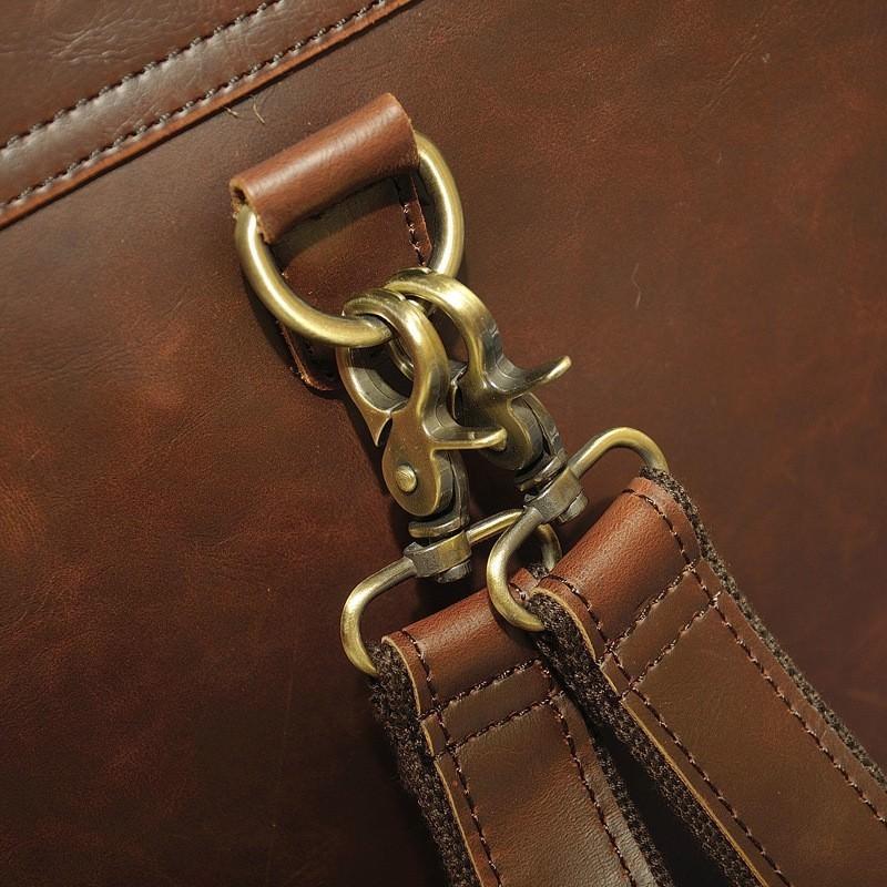 Мужская сумка-рюкзак в ретро стиле O`Honor Letter 195053