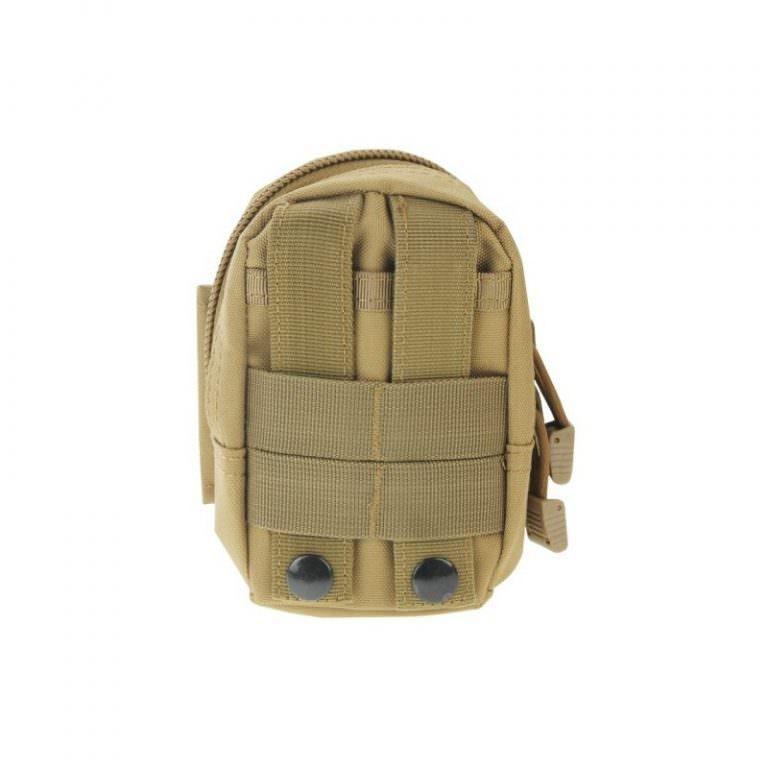 1449 - Многофункциональная камуфляжная нейлоновая сумка на пояс Landing для камеры, телефона и других вещей