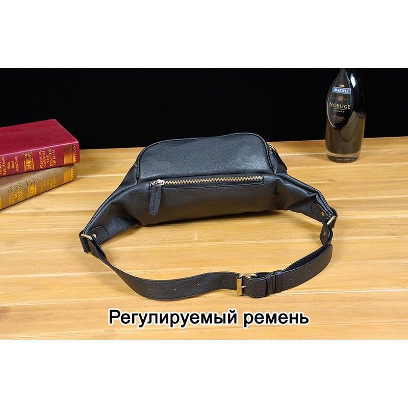 Мужская наплечная сумка (однолямочный рюкзак) O`Honor Mishima 195064