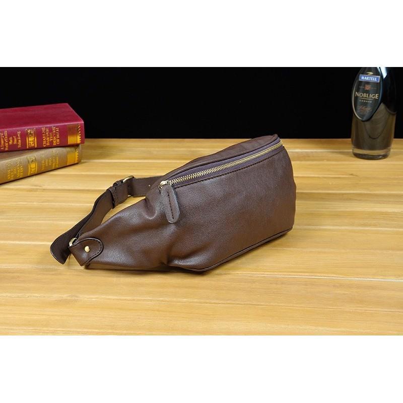 Мужская наплечная сумка (однолямочный рюкзак) O`Honor Mishima 195065