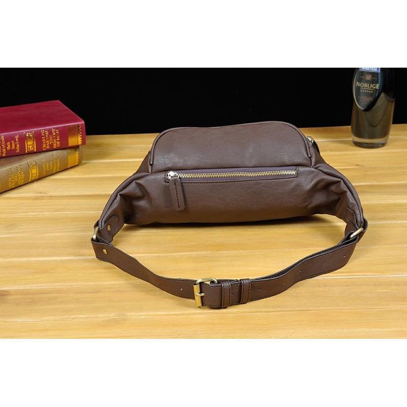 Мужская наплечная сумка (однолямочный рюкзак) O`Honor Mishima 195070