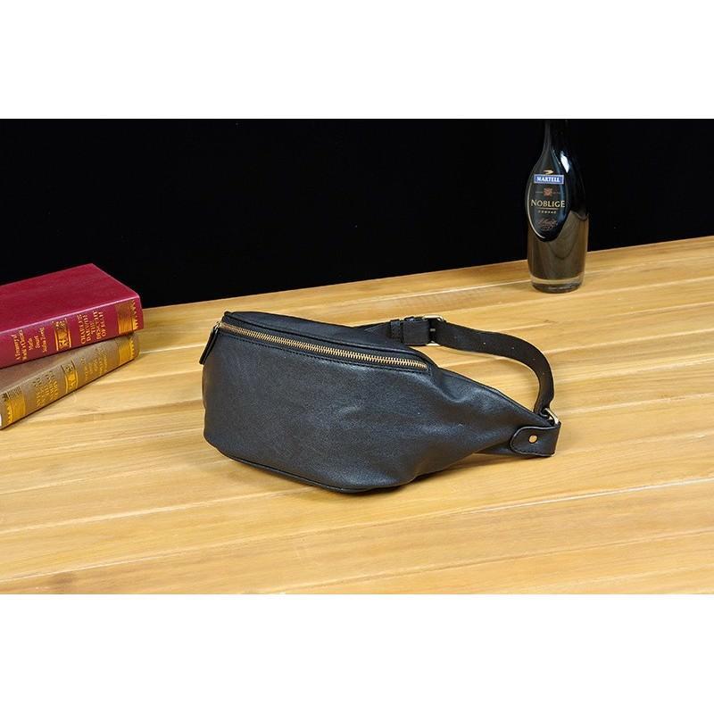 Мужская наплечная сумка (однолямочный рюкзак) O`Honor Mishima 195072