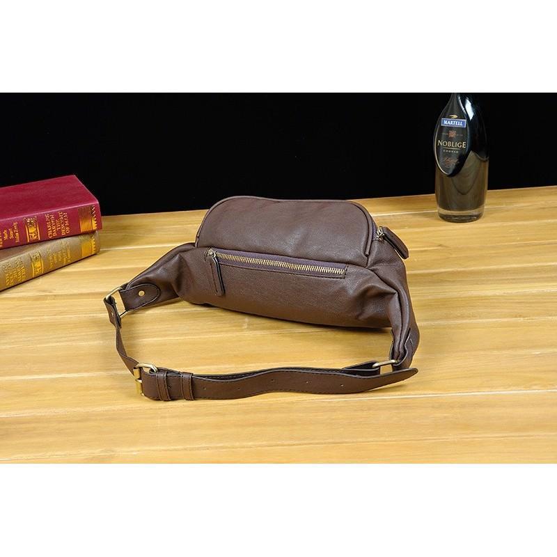 Мужская наплечная сумка (однолямочный рюкзак) O`Honor Mishima 195073